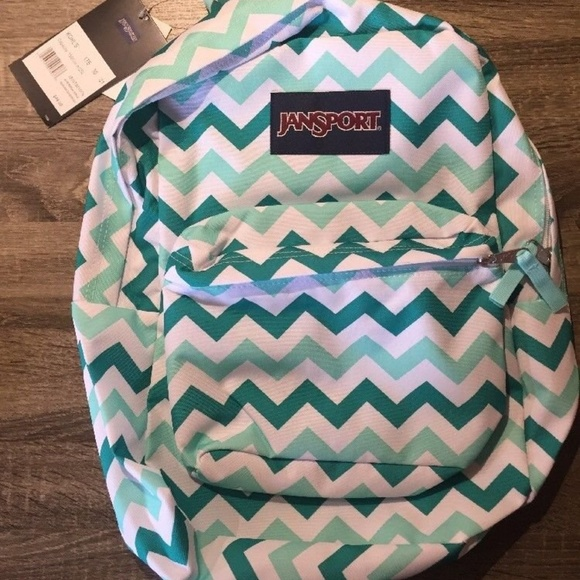 50b979bad16 JanSport Super Break 25L Backpacks Aqua White